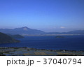 5月 高所から奥琵琶湖を遠望する 37040794