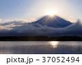 静岡_田貫湖ダイヤモンド富士 37052494