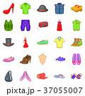 ファッション 流行 事物のイラスト 37055007