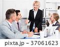 ビジネスマン ビジネス 職業の写真 37061623