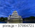 長野_松本城ライトアップ 37064721