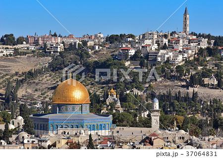 エルサレム 旧市街3 37064831