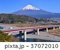 風景 富士山 山の写真 37072010