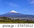 風景 富士山 山の写真 37072012