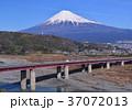 風景 富士山 山の写真 37072013