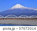 風景 富士山 山の写真 37072014