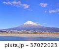風景 富士山 山の写真 37072023