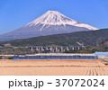 風景 富士山 山の写真 37072024