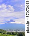 風景 富士山 山の写真 37072043