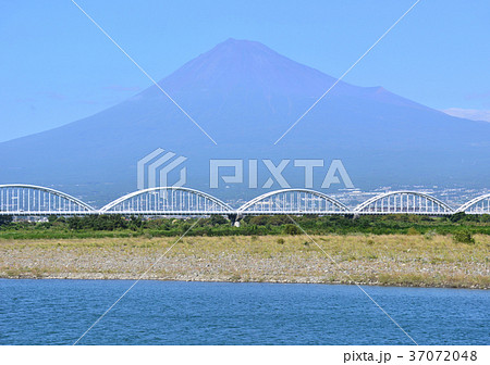 夏の富士山-6843 37072048