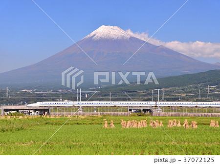 初秋の富士山-5524 37072125