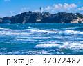湘南海岸 江ノ島 海の写真 37072487