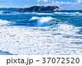 湘南海岸 江ノ島 海の写真 37072520