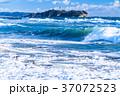 湘南海岸 江ノ島 海の写真 37072523