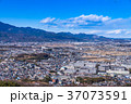 街 住宅街 快晴の写真 37073591