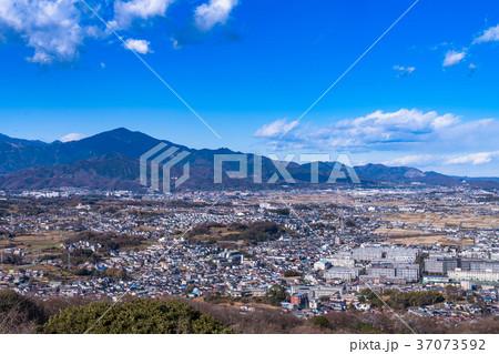 《神奈川県》平塚市・住宅街の風景 37073592