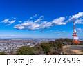 街 住宅街 快晴の写真 37073596