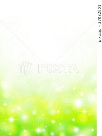 春緑キラキラ背景 37082901