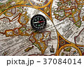 Old miniature compass. 37084014