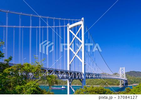 【瀬戸内しまなみ海道】因島大橋 37084127