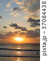 バリ島のサンセット 37084438