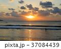 バリ島のサンセット 37084439
