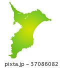 千葉県地図 37086082