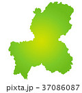 岐阜県地図 37086087