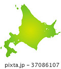 北海道地図 37086107
