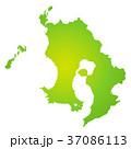 鹿児島県地図1 37086113