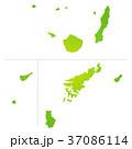 鹿児島県地図2 37086114