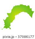 高知県地図 37086177