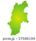 長野県地図 37086199