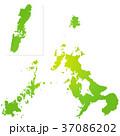 長崎県地図 37086202