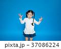 子供 幼児 女性の写真 37086224