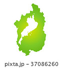 滋賀県地図 37086260