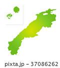 島根県地図 37086262
