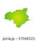 徳島県地図 37086325