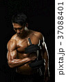 筋肉 マッスル 男性の写真 37088401