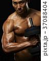 筋肉 マッスル 男性の写真 37088404