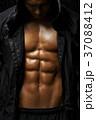 筋肉 マッスル 男性の写真 37088412