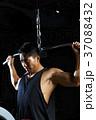 トレーニング 筋トレ 筋力トレーニングの写真 37088432