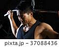 トレーニング 筋トレ 筋力トレーニングの写真 37088436