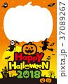 ハロウィン カード 37089267