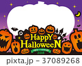 ハロウィン カード 37089268