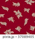 動物 犬 子犬のイラスト 37089405