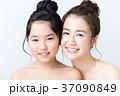 ビューティーイメージ ビューティー 親子の写真 37090849