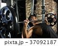 ベンチプレス バーベル トレーニングの写真 37092187
