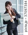 ビジネス キャリアウーマン OLの写真 37097384