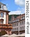 ハイデルベルク城 ハイデルベルク ドイツの写真 37098624
